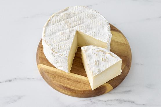 Bio Calendroz, type Camembert Le Gros Chêne