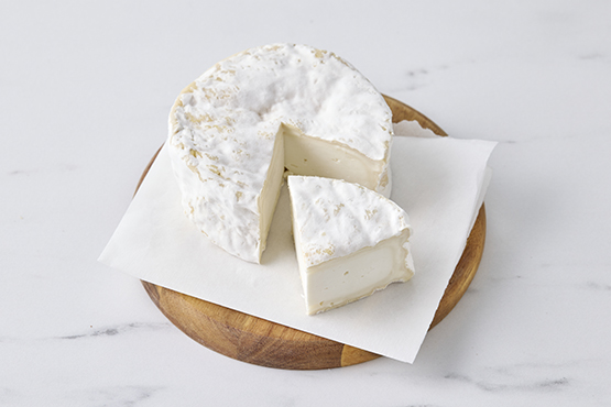 Chevrin, type Camembert Le Gros Chêne