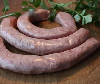 Bio Saucisses porc/boeuf Coprosain / Coprobio