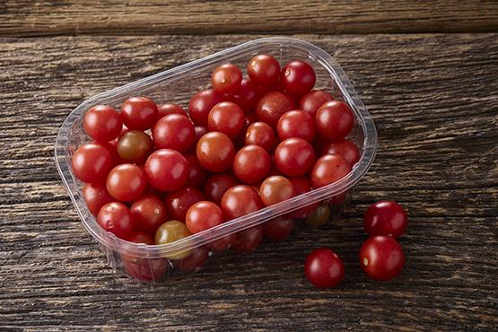 Bio Tomates cerises rouges Francis Kestemont