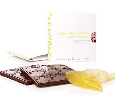 Bergamote de Calabre et chocolat noir Laurent Gerbaud