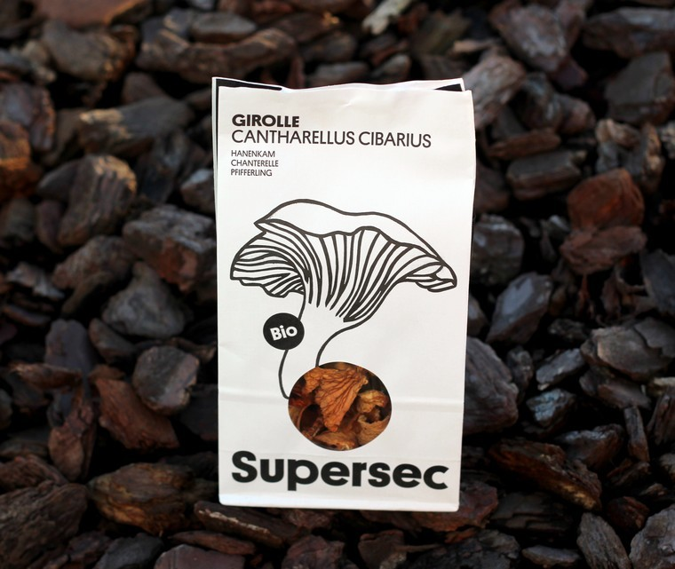 Bio Girolles Supersec