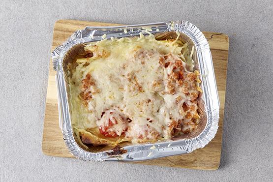 Bio Lasagne bolognaise