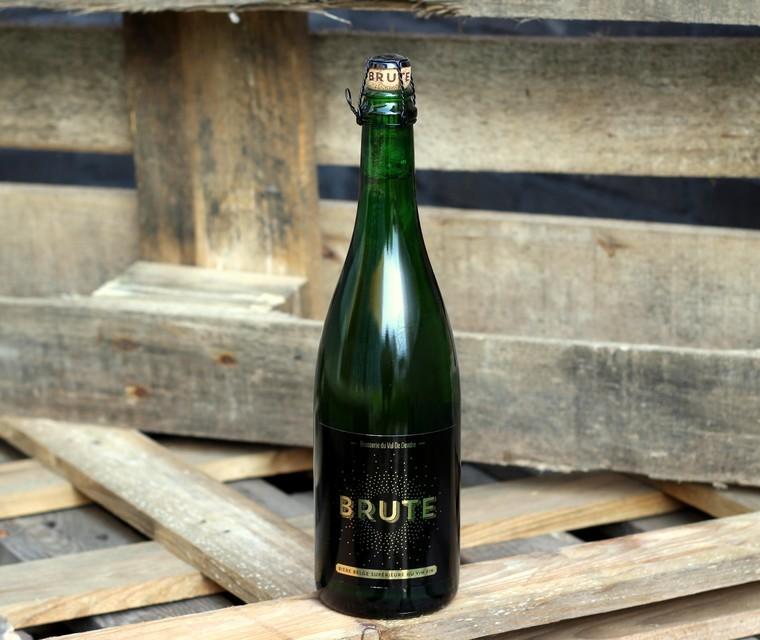 Brute, bière belge supérieure au vin fin Brasserie du Val de Dendre