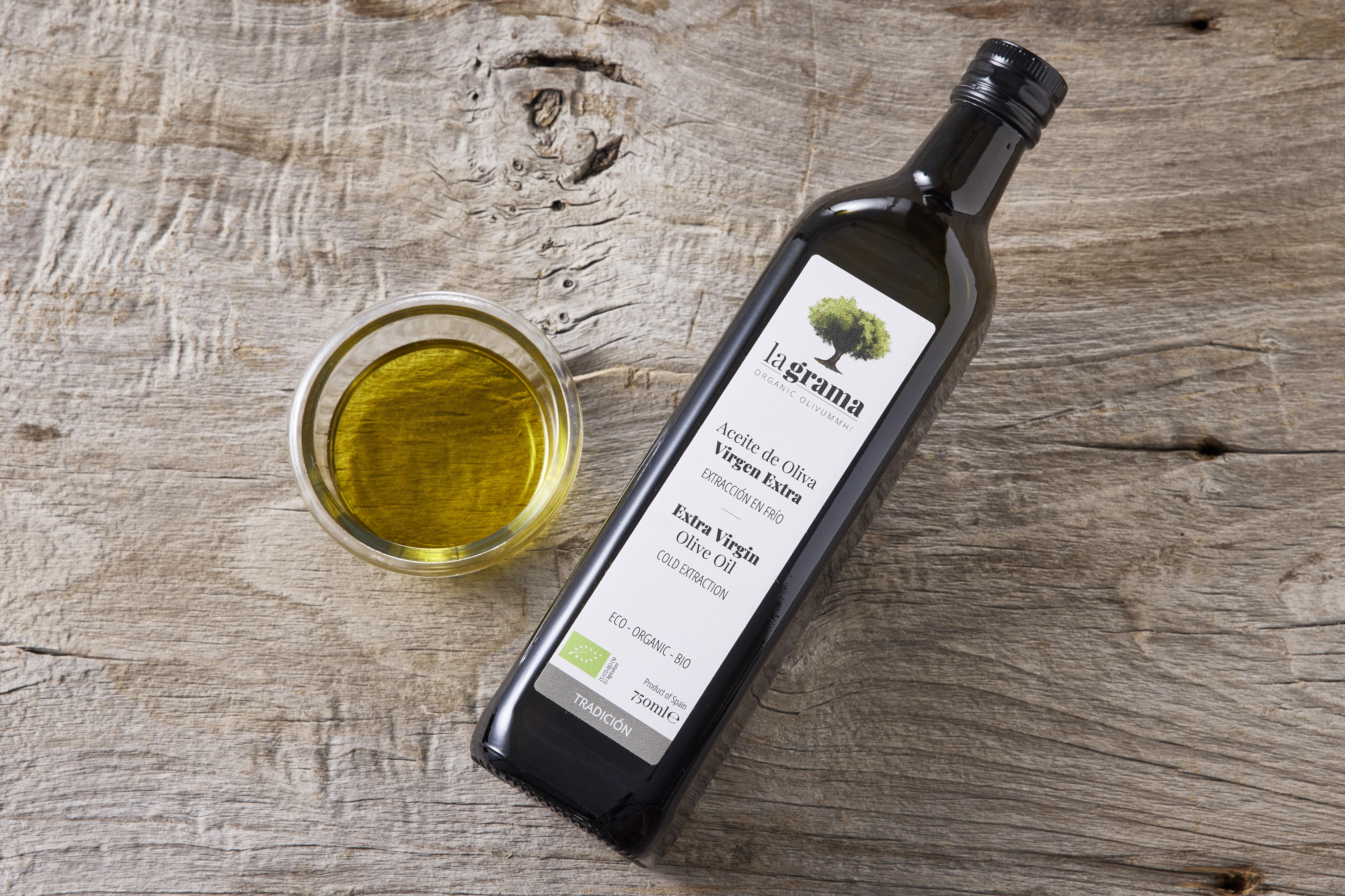 Bio Huile d'olive extra vierge La Grama