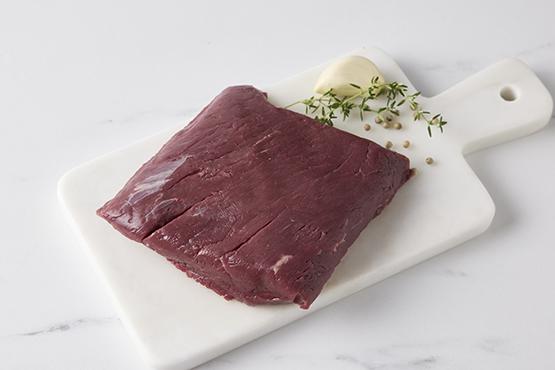 Steak de Blanc Bleu Hof ten Dreve