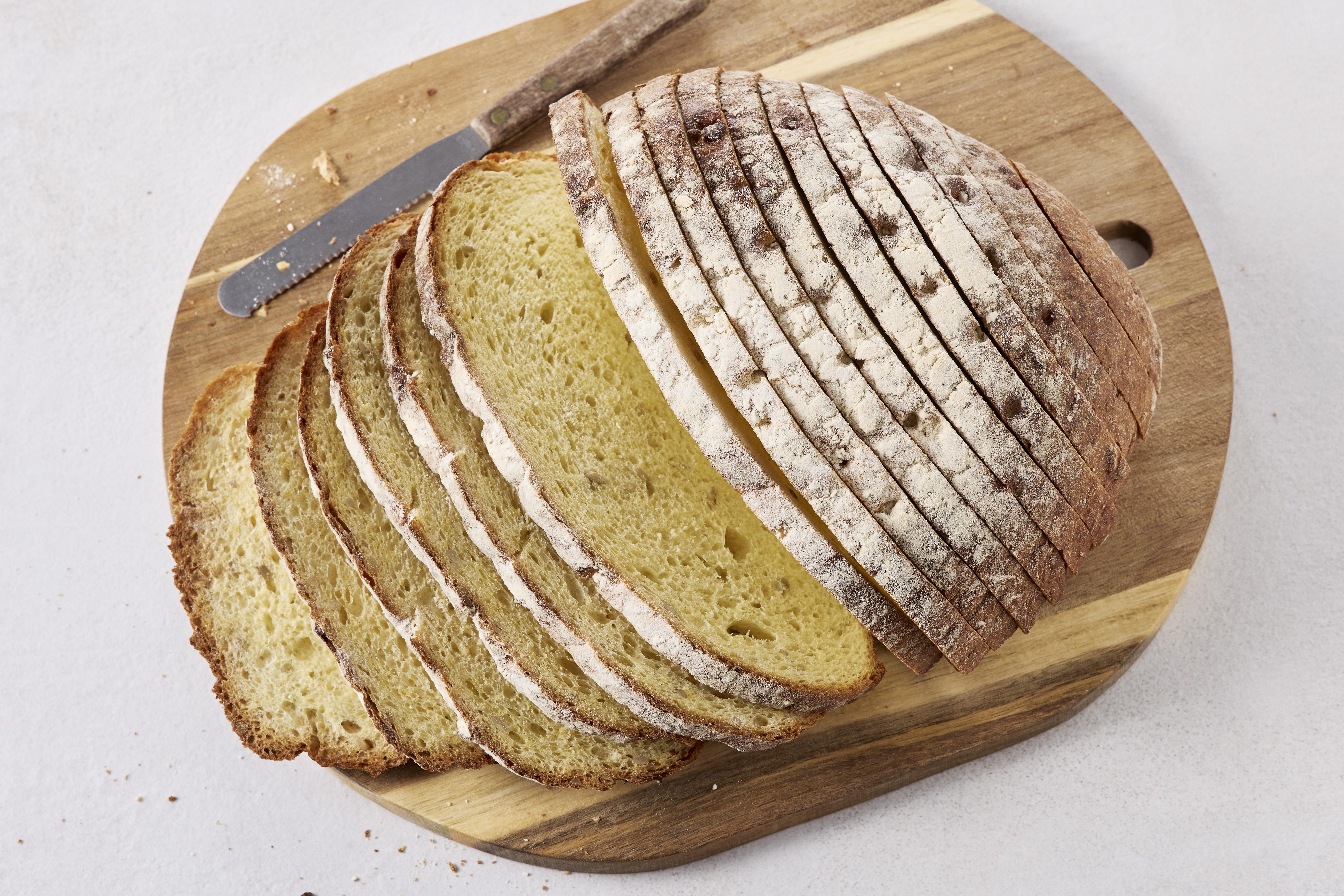Bio Pain au maïs tranché Boulangerie Nos Pilifs