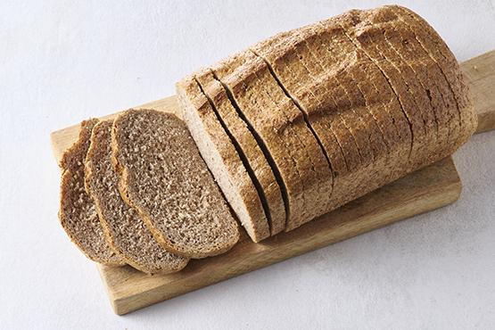 Bio Pain à l'épeautre gris tranché Boulangerie Nos Pilifs