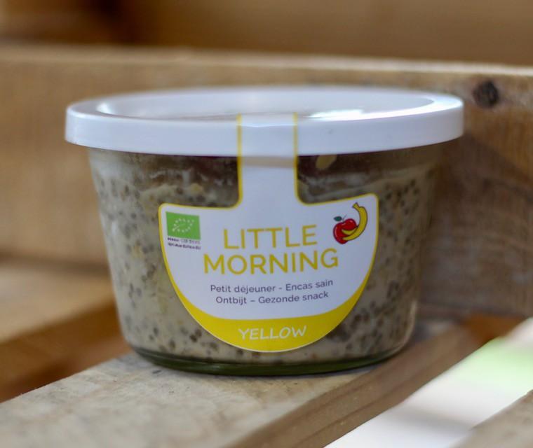 "Bio Bocal petit déjeuner ""LE YELLOW"" Little Morning"