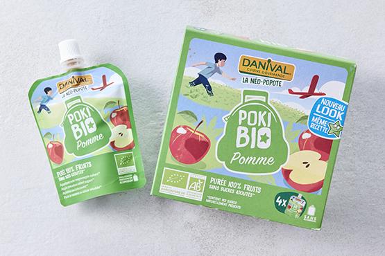 Bio PokiBio Pomme