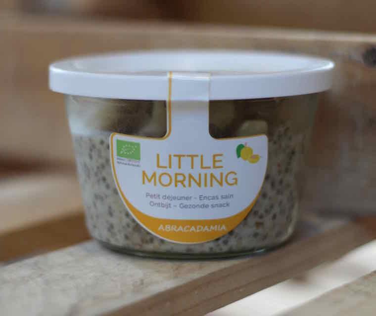 "Bio Bocal petit déjeuner ""L'ABRACADAMIA"" Little Morning"